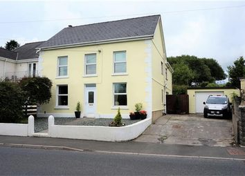 Thumbnail 5 bed detached house for sale in Llandeilo Road, Gorslas, Llanelli