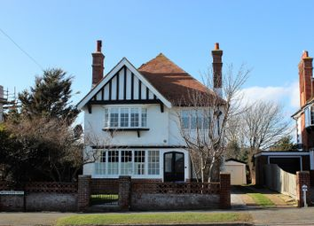Thumbnail 4 bed detached house to rent in Westdown Road, Seaford