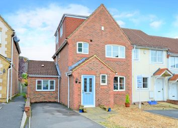 Thumbnail 4 bed end terrace house for sale in St. Christophers Close, Aldershot