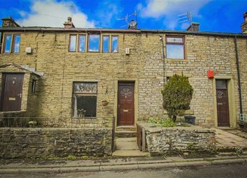 Thumbnail 2 bed cottage for sale in Todmorden Road, Bacup, Lancashire
