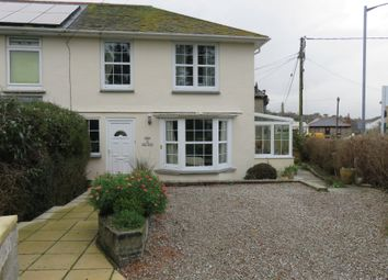 Thumbnail 3 bed end terrace house for sale in Parc Letta, Heamoor, Penzance