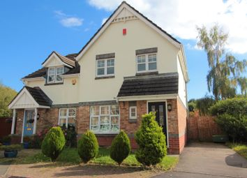 Thumbnail 3 bed end terrace house for sale in Lodwick Rise, St Mellons