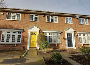 Thumbnail 3 bed terraced house for sale in St. Faiths Close, Enfield