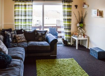Thumbnail 3 bed terraced house for sale in Llancayo Park, Bargoed