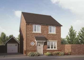 Thumbnail 3 bedroom detached house for sale in Oakfield Grange, Oakfield, Cwmbran