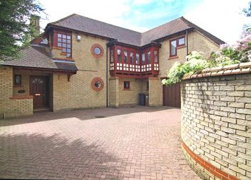 Thumbnail 4 bed detached house for sale in Sunningdale, Orton Waterville, Peterborough