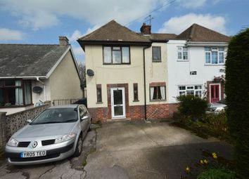Thumbnail 2 bed semi-detached house for sale in Eastmoor Road, Brimington, Chesterfield