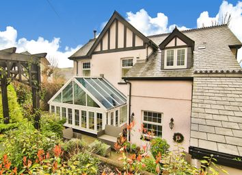 Thumbnail 4 bed detached house for sale in Tyfica Road, Graigwen, Pontypridd