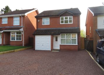 Thumbnail 3 bed detached house to rent in Copsewood Drive, Hereford