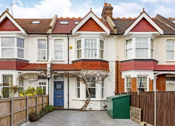 Thumbnail 4 bed terraced house for sale in Queens Road, London