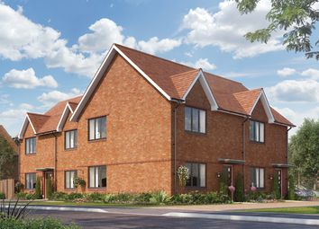 "Thumbnail 2 bed flat for sale in ""Nightingale Lodge"" at Biggs Lane, Arborfield, Reading"