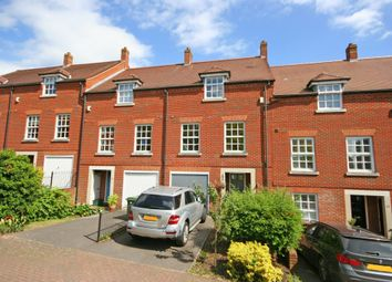 Thumbnail 4 bed town house to rent in Goldsmith Way, St. Albans