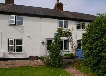 Thumbnail 2 bed cottage to rent in Mill Cottage, Grindley Brook, Whitchurch