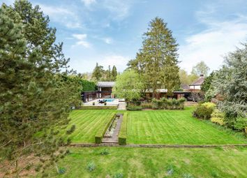 Thumbnail 6 bedroom detached house for sale in Farley Hill, Reading