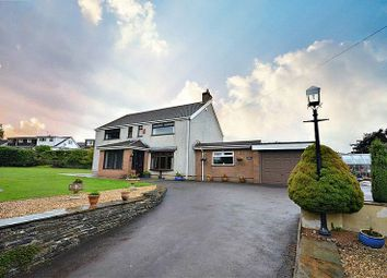 Thumbnail 4 bed detached house for sale in Crown Lane, Pontllanfraith, Blackwood