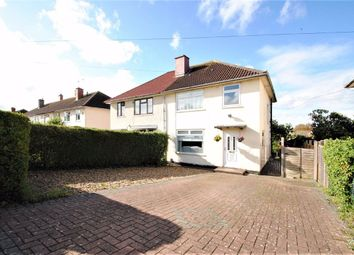 Thumbnail 3 bed semi-detached house for sale in Cotman Walk, Lockleaze, Bristol