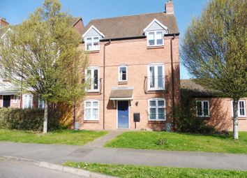 Thumbnail 5 bedroom detached house for sale in Ironwood Avenue, Desborough, Kettering