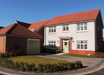Thumbnail 4 bed detached house to rent in Saxon Mews, Sherburn In Elmet, Leeds