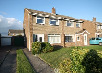 Thumbnail 3 bed semi-detached house for sale in Princes Square, Thornaby, Stockton-On-Tees