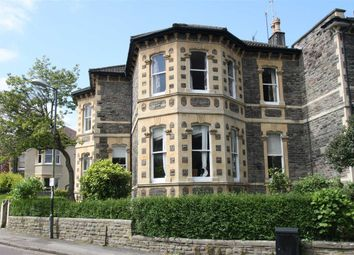 Thumbnail 2 bed flat for sale in Ravenswood Road, Redland, Bristol