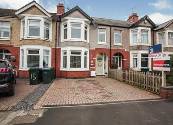 Thumbnail 3 bed terraced house for sale in Wallace Road, Keresley, Coventry, West Midlands