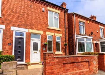 Thumbnail 2 bed end terrace house for sale in Francis Street, Mansfield