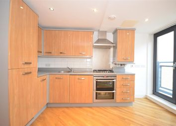 Thumbnail 1 bed flat for sale in Bramley Crescent, Ilford, Essex