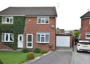 Thumbnail 2 bed semi-detached house for sale in Raven Avenue, Tibshelf, Alfreton, Derbyshire