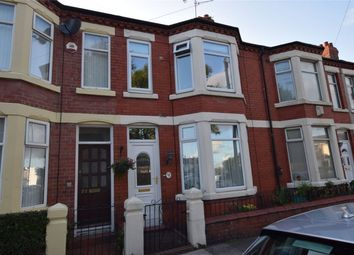 Thumbnail 3 bed terraced house for sale in Moss Lane, Prenton, Merseyside