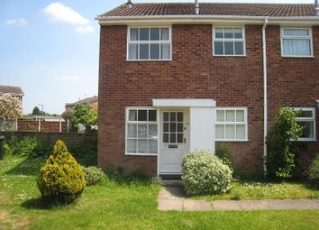 Thumbnail 1 bed mews house to rent in Pagham Close, Pendeford, Wolverhampton