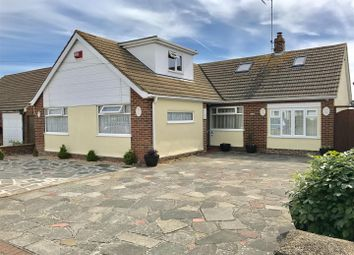 Thumbnail 6 bed detached bungalow for sale in Clarence Avenue, Cliftonville, Margate