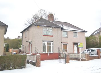 Thumbnail 2 bed semi-detached house for sale in Halliwell Crescent, Sheffield