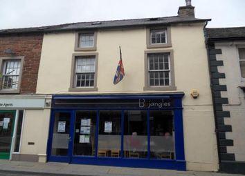 Thumbnail 1 bed maisonette to rent in Maisonette D, Bridge Street, Appleby-In-Westmorland, Cumbria