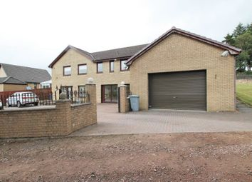 Thumbnail 5 bed detached house for sale in Carlisle Road, Lesmahagow, Lanark