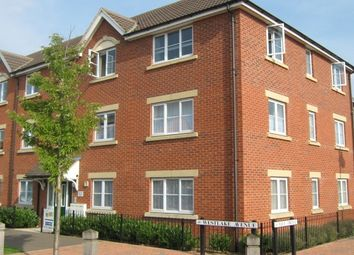 Thumbnail 2 bedroom flat to rent in West Lake Avenue, Hampton Vale, Peterborough