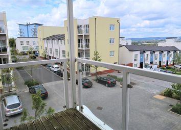 Thumbnail 2 bed flat to rent in Wain Close, Penarth