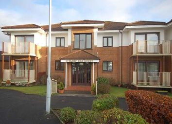 Thumbnail 2 bedroom flat for sale in 8D Fairfield Court, Clarkston, Glasgow