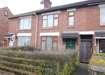 Thumbnail 2 bedroom terraced house for sale in Victory Road, Foleshill, Coventry