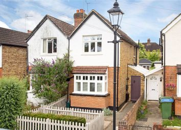 Thumbnail 2 bed semi-detached house for sale in Norfolk Road, Claygate, Esher, Surrey