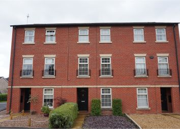 Thumbnail 4 bedroom town house for sale in The Point, Wakefield
