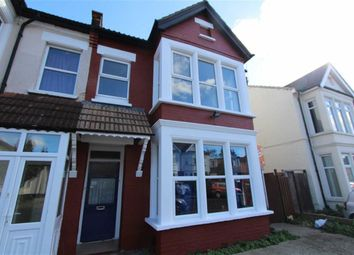 Thumbnail 1 bed flat to rent in Honiton Road, Southend On Sea, Essex