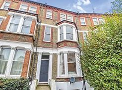 Thumbnail 1 bed flat for sale in Rectory Grove, London