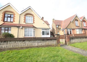 Thumbnail 3 bed terraced house to rent in Galliard Road, Edmonton