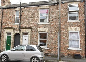 Thumbnail 2 bed terraced house for sale in Farrar Street, York