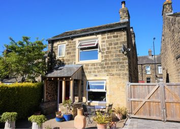 Thumbnail 3 bed end terrace house for sale in West Terrace, Burley In Wharfedale