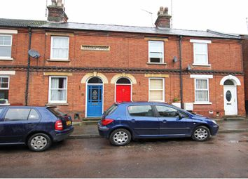 Thumbnail 2 bedroom terraced house to rent in Nat Flatman Street, Newmarket