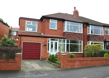 Thumbnail 4 bedroom semi-detached house for sale in Farnborough Road, Bolton