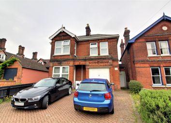Thumbnail 4 bedroom detached house to rent in Belstead Road, Ipswich