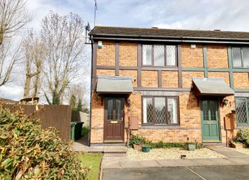 Thumbnail 2 bed end terrace house for sale in The Green, Hagley, Stourbridge