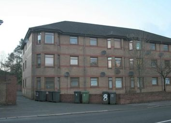 Thumbnail 1 bed flat to rent in Park Court, Shotts